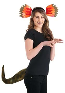 Dilophosaurus Headband & Tail Kit Update