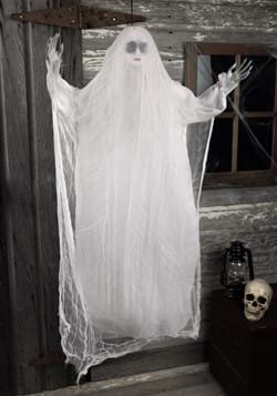 3 Ft Hanging Female Ghost Prop-1-0