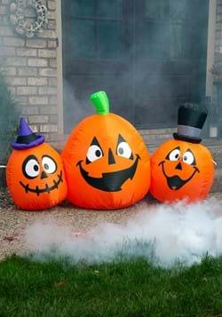4ft Inflatable 3 Pumpkins Lawn Decor