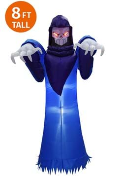 Inflatable 8ft Spooky Warlock