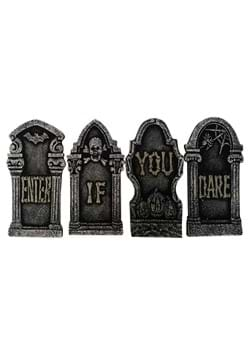 Enter If You Dare Tombstone Set