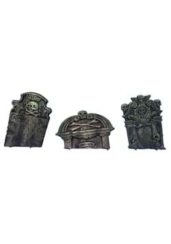 3 Piece Crooked Tombstone Set