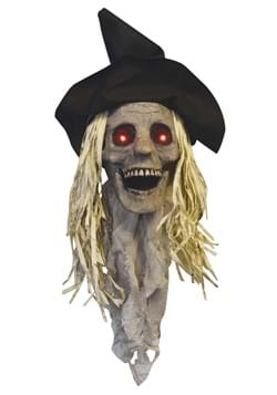 Light Up Scarecrow Head