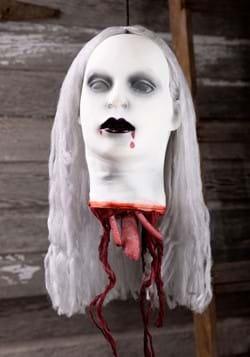 Hanging Female Corpse Head