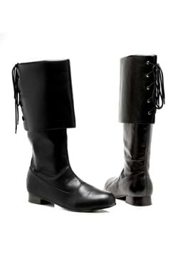 Black Pirate Boots for Women