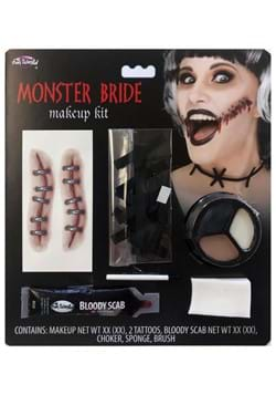 Monster Bride Makeup Kit