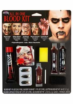 All in One Blood Makeup Kit
