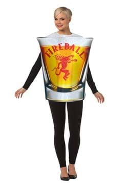 Adult Fireball Shot Glass Costume