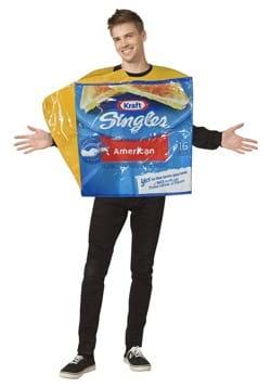 Kraft Singles Adult Costume