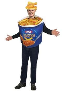Kraft Mac Cheese Cup Adult Costume