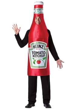 Heinz Ketchup Bottle Adult Costume
