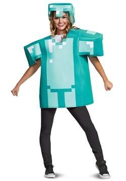 Minecraft Armor Classic Adult Costume