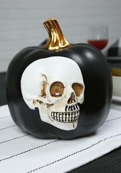 85 Black Pumpkin with Embossed Skull_Update
