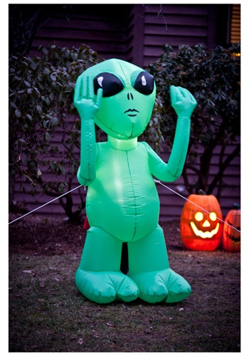 Alien Inflatable