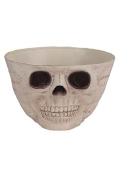 Wide Skull Candy Bowl