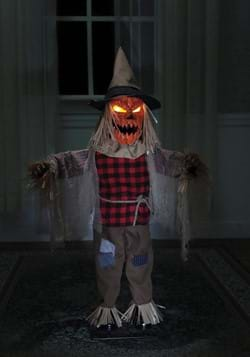 36 Inch Twitching Animated Scarecrow Prop