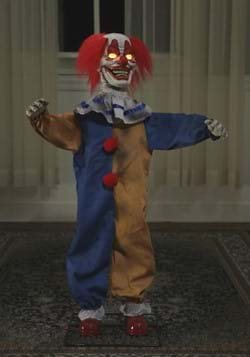 36 Inch Little Top Animated Clown Prop