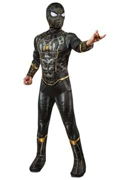 Marvel Deluxe Inside Out Spiderman Boys Costume