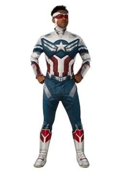 Falcon Winter Soldier Deluxe Captain America Costume