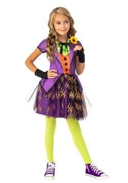 Super Villains Joker Girls Costume