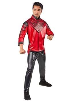 Shang Chi Deluxe Mens Shang Chi Costume