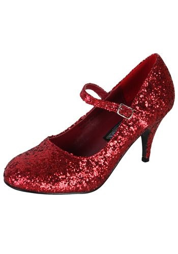 Sexy Ruby Shoes