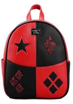 DC Comics Suicide Squad Harley Quinn Mini Backpack