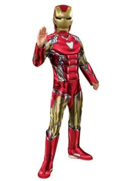 Child Marvel End Game Deluxe Iron Man Costume