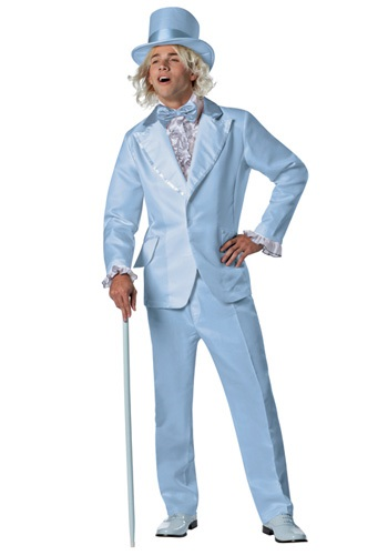 Blue Dumb and Dumber Harry Costume