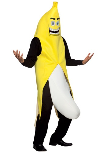 Banana Flasher Costume