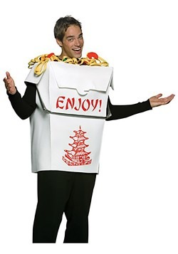 Chinese Take Out Costume