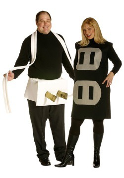Plug and Socket Plus Size Costume