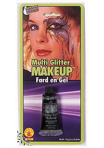 Fairy Glitter Make Up