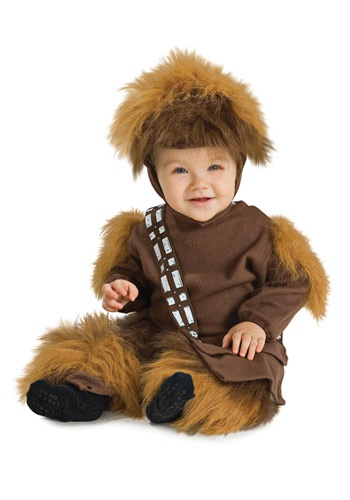 Toddler Chewbacca Costume