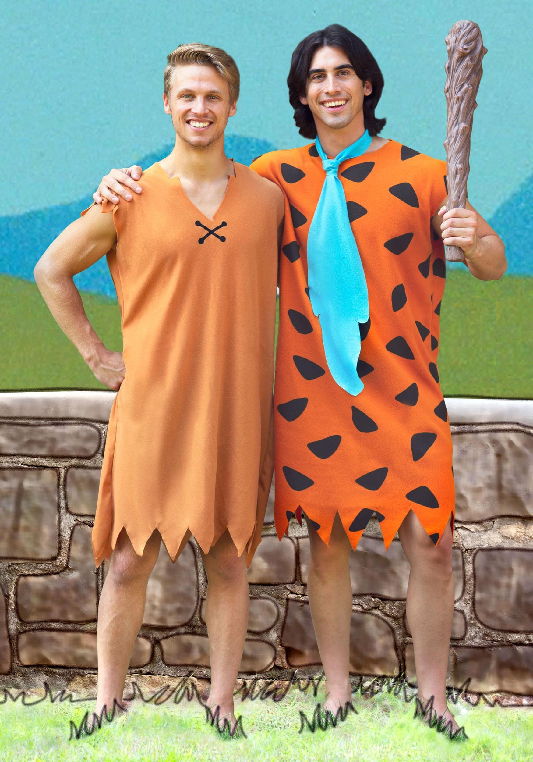 The Flintstones Classic Barney Rubble Adult Costume