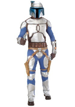 Jango Fett Deluxe Costume