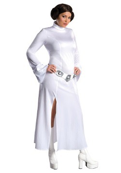Plus Size Princess Leia Costume