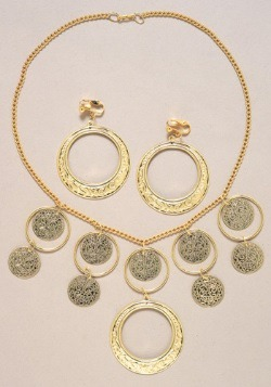 Gypsy Jewelry Set
