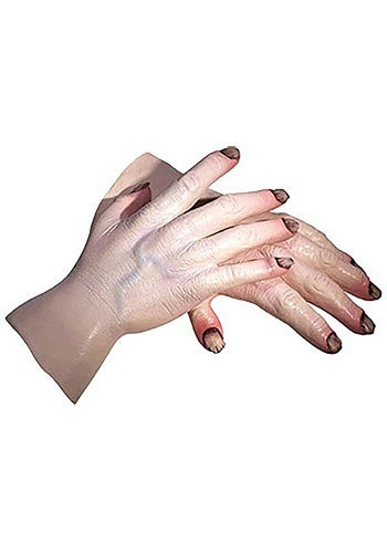 Deluxe Latex Emperor Palpatine Hands