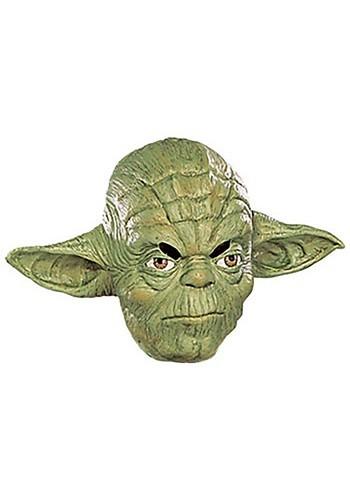 Vinyl Yoda 3/4 Mask