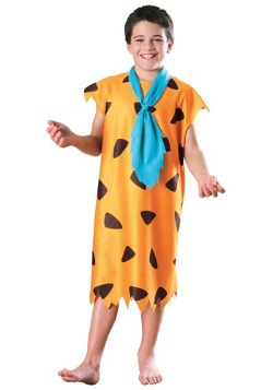 Kids Fred Flintstone Costume