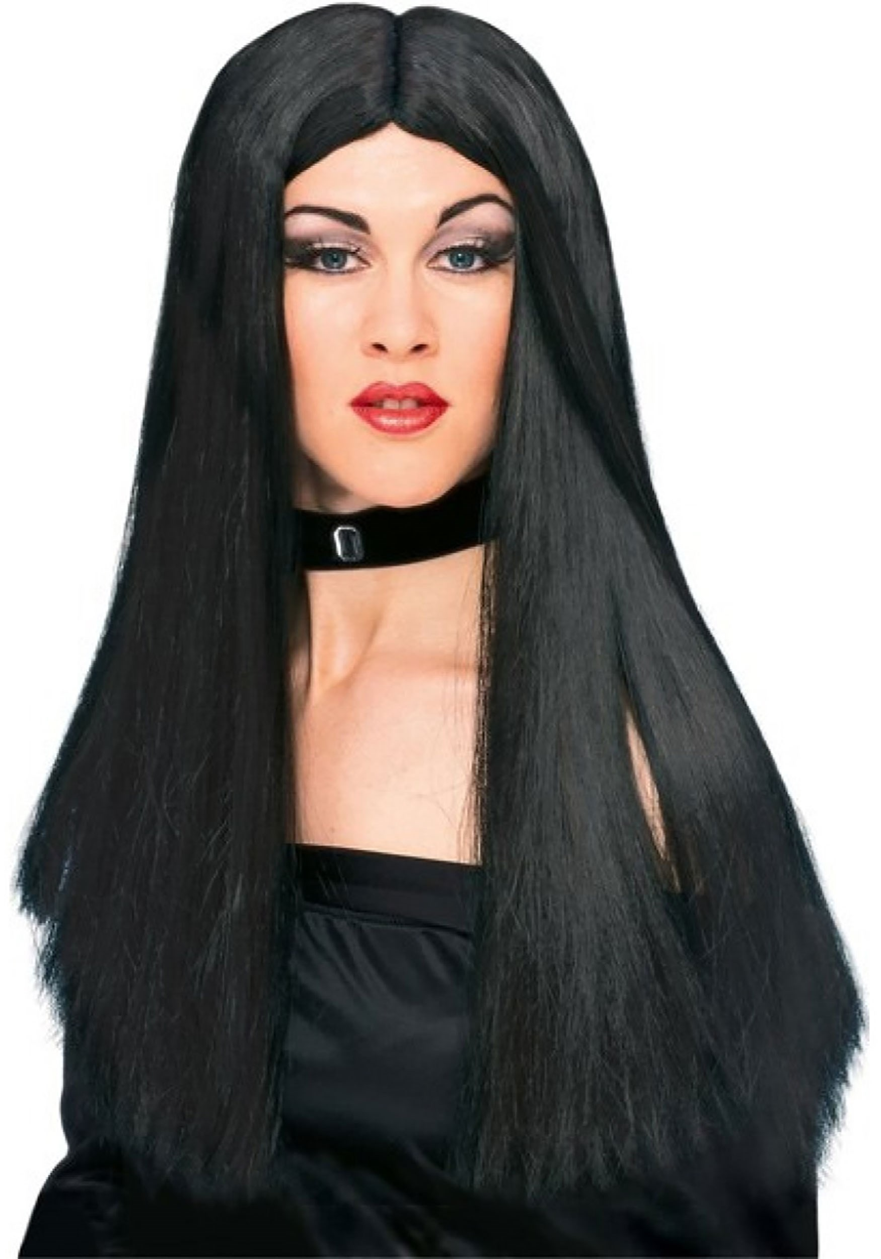 Long Halloween Witch wig for Women
