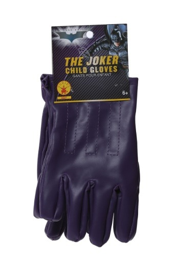 Child Joker Gloves