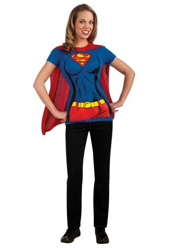 Supergirl T-Shirt Costume