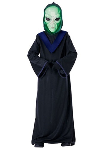 Kids Alien Costume