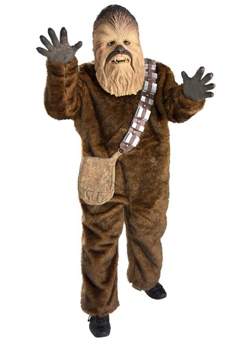 Child Deluxe Chewbacca Costume