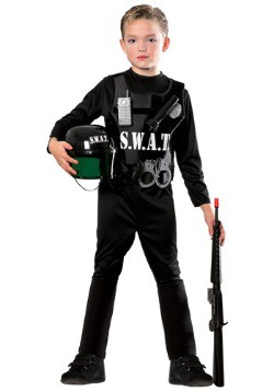 Child SWAT Costume