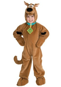 Child Deluxe Scooby Doo Costume