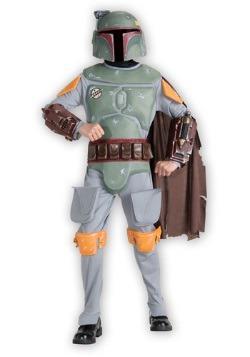 Kids Deluxe Boba Fett Costume