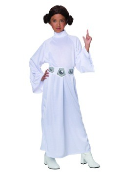 Child Princess Leia Costume